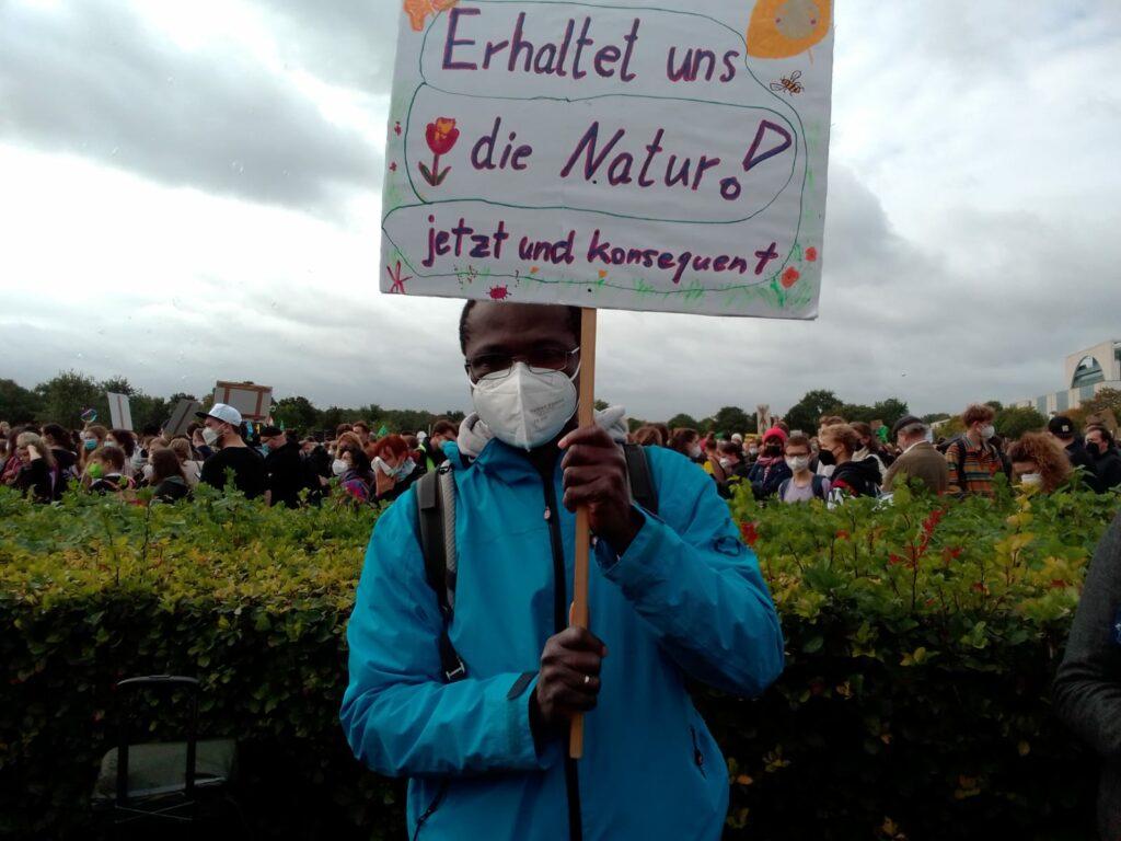 Globaler Klimastreik, Fridays For Future, 24.09.2021, Berlin